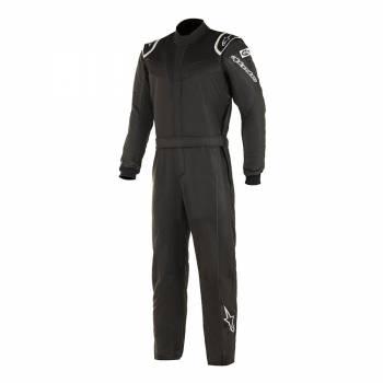 Alpinestars Stratos Race Suit - Black - Front