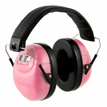 Racing Electronics Child Hearing Protector - Pink HP-005-CH-P