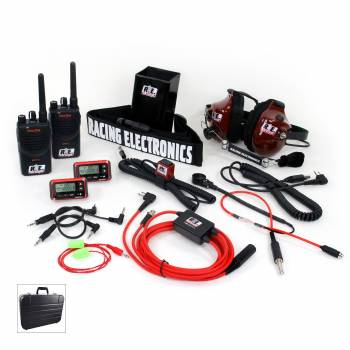 Racing Electronics - Racing Electronics USLCI Communications System