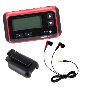 Racing Electronics - Racing Electronics Switch-R Scanner Package