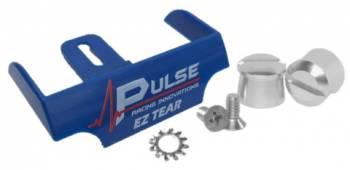 Pulse Racing Innovations - Pulse EZ Tear and Tearoff Post Combo - Blue