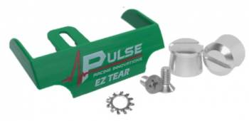 Pulse Racing Innovations - Pulse EZ Tear and Tearoff Post Combo - Green