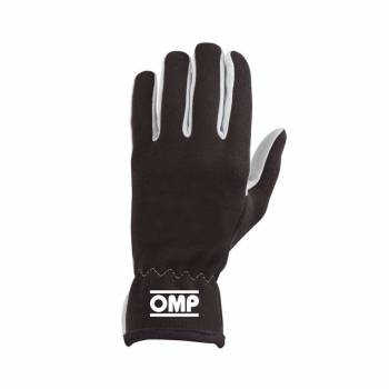 OMP Racing - OMP Rally Gloves Black - Small