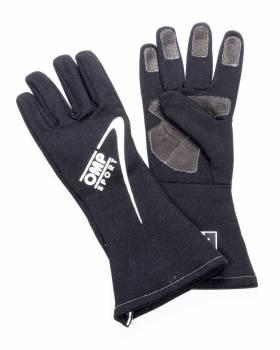 OMP Racing - OMP Sport OS 60 Gloves - X-Large - Black