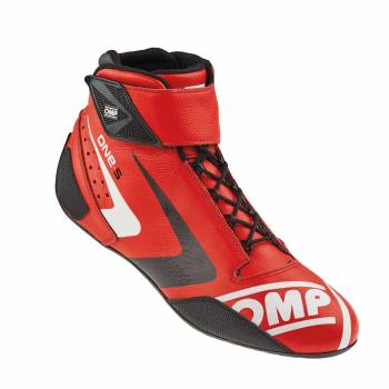 OMP Racing - OMP One-S Shoe - Red - 9