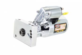 Powermaster Motorsports - Powermaster Hitachi Short Starter - Chrome