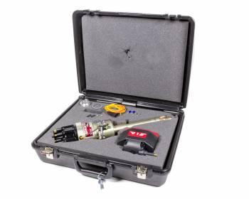 Fuel Injection Enterprises - FIE Sprintmag II System - SB Chevy - Tall/Standard Deck - 20 Degree Spark Duration - 40000V - Adjustable Slip Collar - Black / Gold