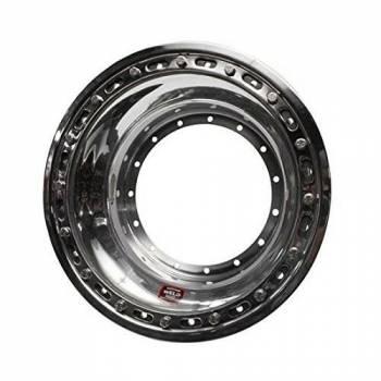 "Weld Racing - Weld Wheel Shell - Inner - 15"" x 6.63"" - Aluminum - Polished - Inner Bead-Loc"