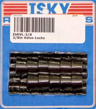 """Isky Cams - Isky Cams 7 Valve Locks - 3/8"""" Diameter Valve Stems"""