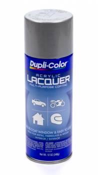 Dupli-Color / Krylon - Dupli-Color® Premium Lacquer - 12 oz. Can - Silver Metallic