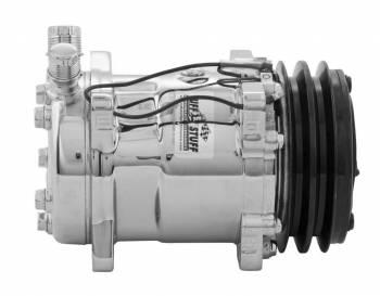 Tuff Stuff Performance - Tuff Stuff 508 Compressor R134R Polished