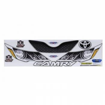 Five Star Race Car Bodies - Five Star Toyota Camry Nose Only Graphics Kit