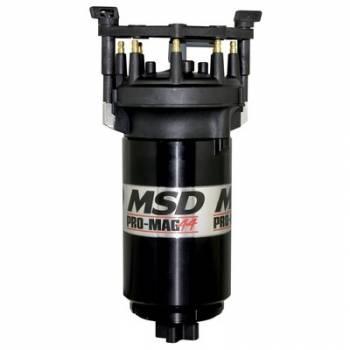 MSD - MSD Pro Mag 44 Amp Generator - CW Rotation - Black - Pro Cap - Band Clamp