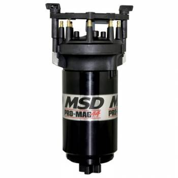 MSD - MSD Pro Mag 44 Amp Generator - CCW Rotation - Black - Pro Cap - Band Clamp