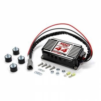 MSD - MSD Pro Mag 44 Amp Electronic Points Box - Black