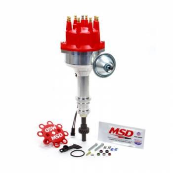 MSD - MSD Ford 351W Street Pro-Billet w/Steel Gear