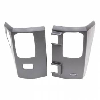 Bushwacker - Bushwacker 07-15 Jeep Trail Armor Rear Corner Pair