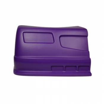 Dominator Racing Products - Dominator Racing Products SS Nose Purple Right Side Dominator SS
