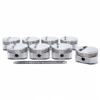 D.S.S. Racing - D.S.S. Racing SBC E Piston Set 4.030 F/T -5cc