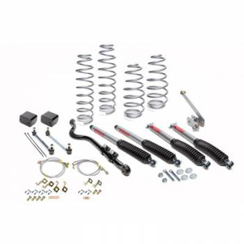 Eibach - Eibach Springs All Terrain Lift Kit 07-   Jeeep Wrangler