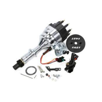 FAST - Fuel Air Spark Technology - F.A.S.T XDI EZ-Run Distributor Pontiac V8 301-455
