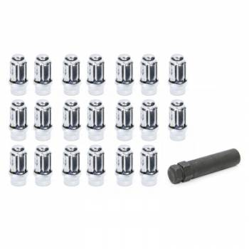Gorilla Automotive - Gorilla Automotive 20 Lugnuts 12mm x 1.5 Small Diameter