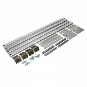 Hagan Street Rod Necessities - Hagan Street Rod Necessities Universal Window Channel Kit