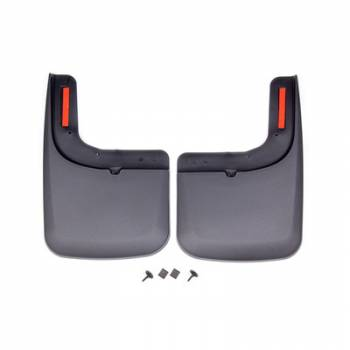 Husky Liners - Husky Liners 17-   Ford F250 Front Mud Flaps w/OE Flares