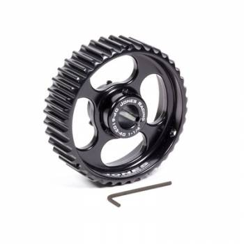 """Jones Racing Products - Jones Racing Products Oil Pump Pulley HTD 40 Tooth 1-1/4"""" Wide"""