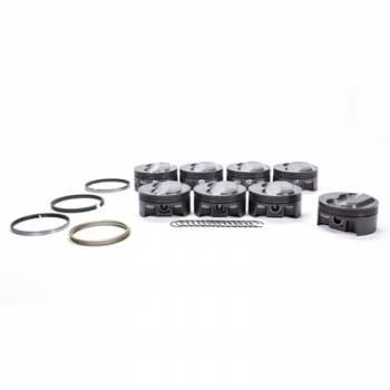 Mahle Motorsports - Mahle Motorsports SBC PowerPak Domed Piston Set 4.040 Bore