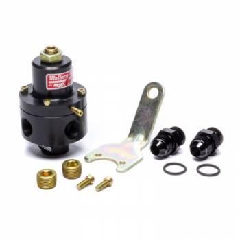 Mallory Ignition - Mallory Ignition 4-Port Universal Fuel Pressure Regulator