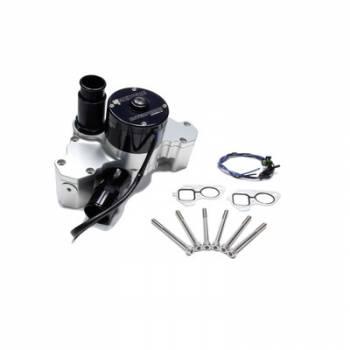 Meziere Enterprises - Meziere Enterprises GM LS-X Race Water Pump 55 GPM Electric
