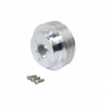 March Performance - March Performance BBC Crank Pulley Polish Serpentine