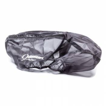 """Outerwears Performance Products - Outerwears Performance Products Pre-Filter Black Oval 17 in x 6"""" x 5"""" Tall"""