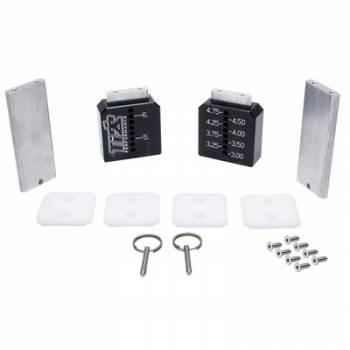"Ti22 Performance - Ti22 Setup Blocks Tall - Black 3""-6-1/4"""
