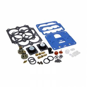 Willy's Carburetors - Willy's Carburetors Rebuild Kit Alcohol 4bbl 750-850 CFM