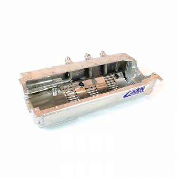 Canton Racing Products - Canton SB Chevy Circle Track Aluminum Dry Sump Oil Pan