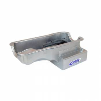 "Canton Racing Products - Canton 8"" Ford 289/302 Front Sump Road Race Oil Pan"
