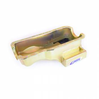 Canton Racing Products - Canton Front Sump T-Style Street / Strip Oil Pan - 7 Qt. High Capacity