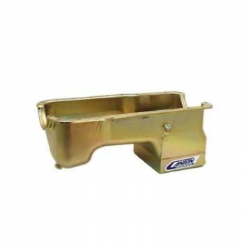 Canton Racing Products - Canton Deep Rear Sump Oil Pan - 7 Qt. Capacity