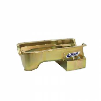 Canton Racing Products - Canton Rear Sump T-Style Street / Strip Oil Pan - 7 Quart Capacity