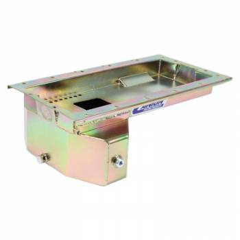 Canton Racing Products - Canton Ford 5.0L Coyote Drag Oil Pan - Rear Sump