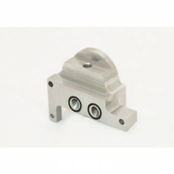Canton Racing Products - Canton Billet Aluminum Remote Oil Filter Mount - Accepts Chevy LS1 Spin-On Filters