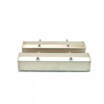 Canton Racing Products - Canton Fabricated Aluminum Valve Covers - For SB Chevy