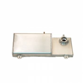 Canton Racing Products - Canton Coolant Expansion Tank w/ Billet Radiator Style Neck