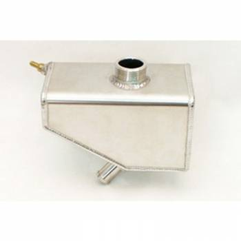 Canton Racing Products - Canton Coolant Expansion Fill Tank w/ Billet Stock Style Neck