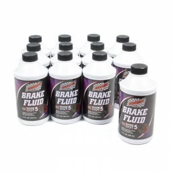 Champion Brands - Champion ® DOT 5 Silicone-Based Brake Fluid - 12 oz. (Case of 12)