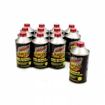 Champion Brands - Champion ® 600 Series Racing Brake Fluid DOT 4 - 12 oz. (Case of 12)
