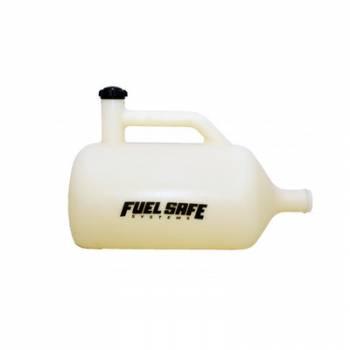 Fuel Safe Systems - Fuel Safe 5 Gallon Refueling Vent Bottle & Cap (20 liter)