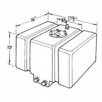 Jaz Products - Jaz 12 Gallon Drag Race Cell